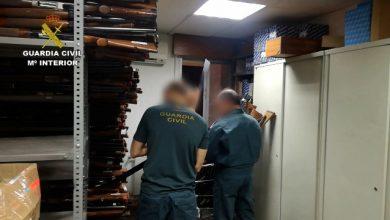 Photo of La Guardia Civil destruyó más de 60.000 armas durante el año 2020