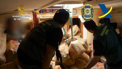 Photo of Desmantelada la organización que intentó introducir 15 toneladas de hachís en España