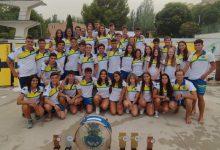 Photo of Club Natación Mairena Campeón de Andalucía Absoluto