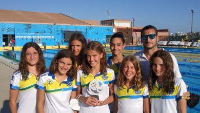 Photo of El Club Natación Mairena Subcampeonas de España de Alevines