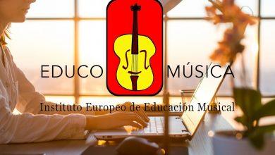 Photo of Educo-Música apuesta por la educación online con diversos cursos formativos