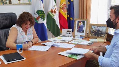 Photo of La alcaldesa de Huévar formaliza con el ICO la deuda cero con Seguridad Social y Hacienda