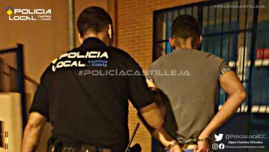 Photo of A prisión por robar con un arma blanca a varios jóvenes en Castilleja de la Cuesta