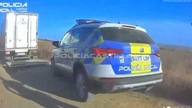 Photo of Varios policías lesionados en una persecución peligrosa por varios municipios del Aljarafe