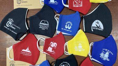 Photo of Reparto de 3.000 mascarillas homologadas para dar la bienvenida al nuevo curso escolar en Gines