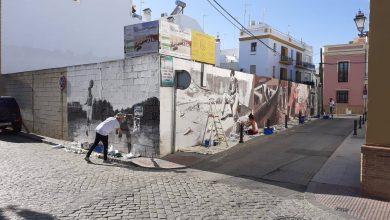 Photo of El arte urbano vuelve a tomar las calles de Coria del Río este fin de semana