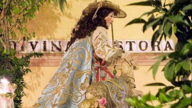 Photo of La Divina Pastora de Santa Marina realizara este Domingo su triunfal procesión por las calles de Sevilla