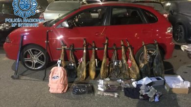 Photo of La Policía Nacional intercepta en Sevilla a cuatro personas involucradas en robos con fuerza