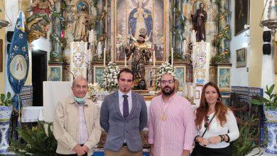 Photo of Francisco Jesús González Cantos, designado Cartelista de la Semana Santa del Aljarafe 2022