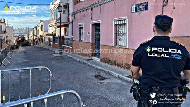 Photo of El Ayuntamiento ha iniciado la reurbanización y renovación del alumbrado público en 30 calles de Castilleja de la Cuesta