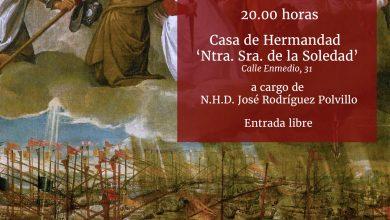 Photo of Conferencia en la Hermandad de Santiago de Castilleja por los 450 años de la batalla de Lepanto