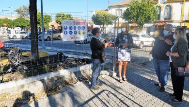 Photo of Castilleja de la Cuesta invierte más de 170.000 euros en la remodelación del entorno de la rotonda de la Inmaculada Concepción y en la Avenida de Sevilla