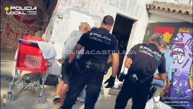 Photo of Detenido el presunto autor de robo con violencia e intimidación en un centro comercial de Castilleja de la Cuesta