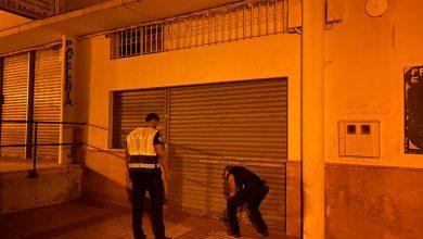 Photo of La Policía Local de Bollulos de la Mitación clausura un bar por presencia y consumo de drogas