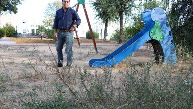 Photo of David Díaz denuncia el abandono de la zona del Polígono Río Pudio en Coria del Río