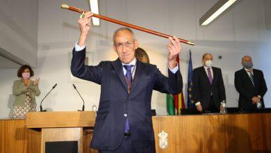Photo of José María Soriano se proclama nuevo alcalde de Tomares